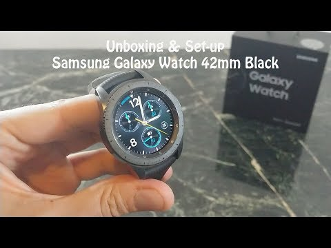 Samsung Galaxy Watch 42mm Price In The Philippines And Specs