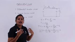 Mathematical Model of Control System