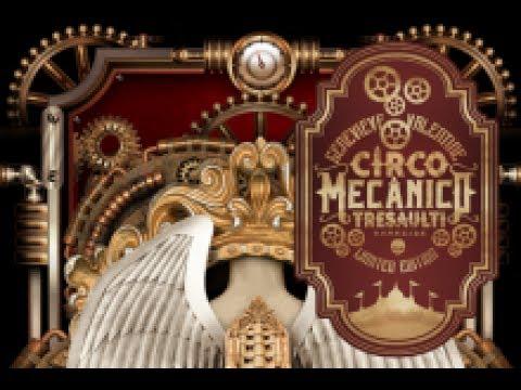 POISON ABOUT - O Circo Mecânico Tresaulti