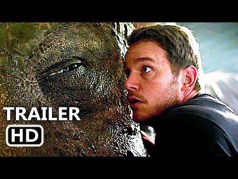 JURASSIC WORLD 2 New EXTENDED Trailer Teaser (2018) Eye of the T-Rex, Chris Pratt Movie HD