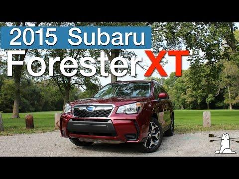 Driven: 2015 Subaru Forester XT Premium