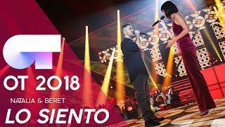 Beret & Natalia - Lo Siento (Live)