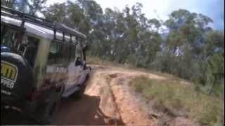 Steep Hill Start Reverse Gear - 4WD Driving Tips