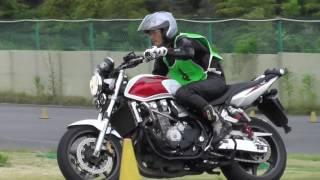2016 JAGE MotoGymkhana Round1 [C2] H2 CB1300SF