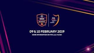 FIFA eClub World Cup 2019 - Quarter Finals & Semi Finals