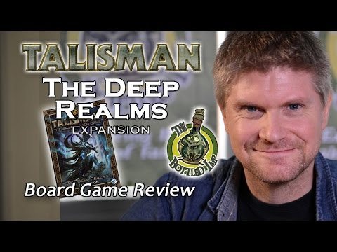 'The Deep Realms' The Bottled Imp Review