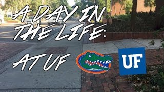 A DAY IN THE LIFE AT UF - Kayla Skyee
