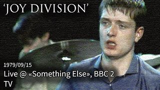 Joy Division - Transmission, Interview, She's Lost Control (live @ BBC) Remastered 720p