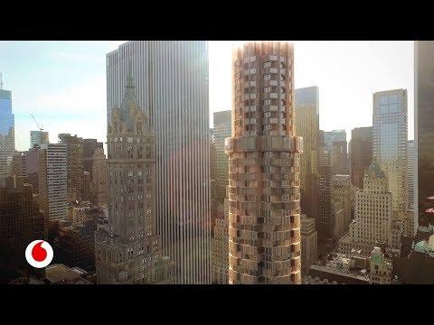 La madera con la que se construirán los rascacielos del futuro