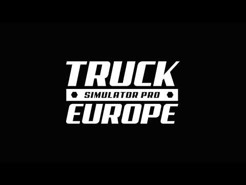 Truck Simulator PRO Europe video