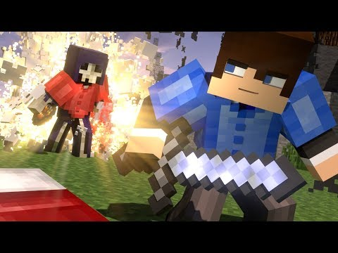 Bed Wars: Part 3 (Minecraft Animation) [Hypixel]