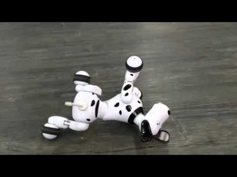 Обзор RC робота-собаки HappyCow Smart Dog, 777-338