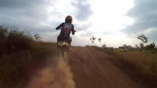 Motocross chasing   FPV Freestyle   Short Clip