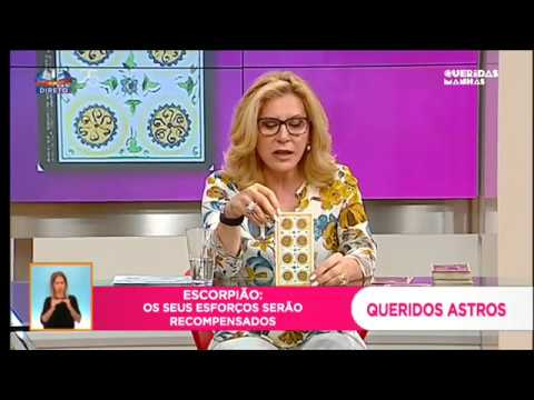 Maria Helena apresenta as previsões para o Verão 2018 - programa Queridas Manhãs
