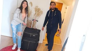 WE'RE MOVING IN TOGETHER !!!