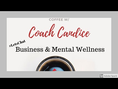 Coffee with Coach Candice & Thomas Berry