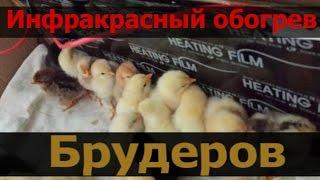 "Кабель для теплого пола в коплекте с регулятором ""FENIX"" 1.8  м. кв - видео 3"