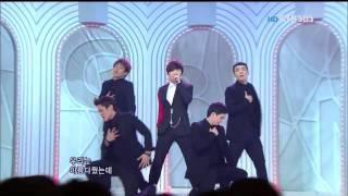 빅뱅 (BIGBANG) [Love Song].(110501.SBS인기가요)