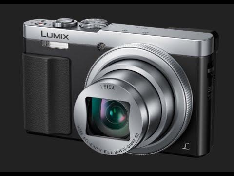 Test in primeri fotografij digitalnega fotoaparata Panasonic Lumix TZ70