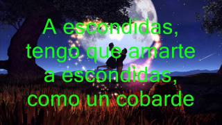 A ESCONDIDAS (PIEL DE ANGEL)   CAMILO SESTO