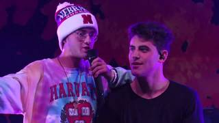 DAYDREAMING : JACK AND JACK  SF 12.07.17