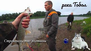 Рыбалка на реке вах тюменская область