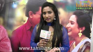 Ramya Shankar at Andal Azhagar Serial Press Meet