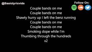 Oliver - 100k (Lyrics)