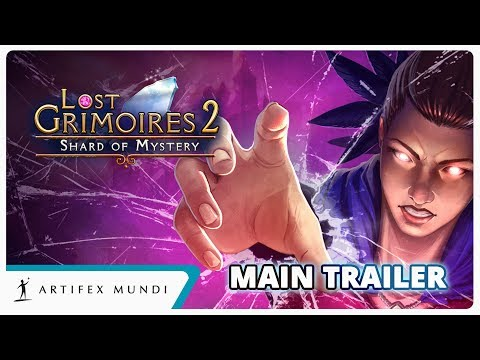 Lost Grimoires 2: Shard of Mystery ESRB Trailer thumbnail