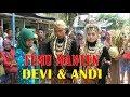 Temu Manten Devi dan Andi Padangsidimpuan Jawa Sumatera