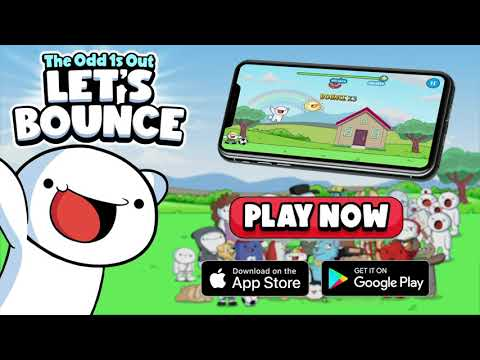 TheOdd1sOut: Let's Bounce is a Casual Game Based on a YouTuber's Life, Out Now on Android