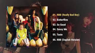 Gambar cover Red Velvet ~ RBB (Really Bad Boy) [5th Mini Álbum]
