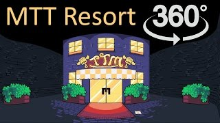 MTT Resort 360 (0riginal): Undertale 360 Project #20