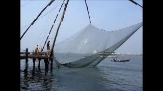 2013-12-07 Chinese Fishing Nets, Fort Cochin
