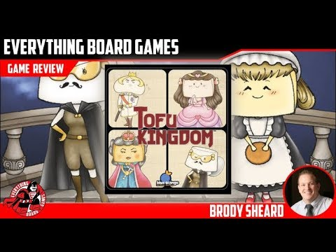 Everything Board Games Tofu Kingdom Review