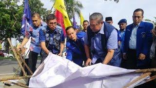 Kunjungan SBY ke Pekanbaru Berujung pada Kekecewaan