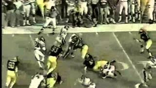 1986 Michigan Replay Michigan vs. Michigan St.
