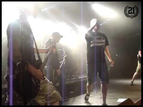 21 Gun Salute - Atis Tirma (live @ Making Moshkings July 8 2012)