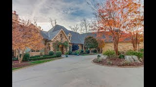 French Country Estate In Hendersonville, North Carolina   Sothebys International Realty