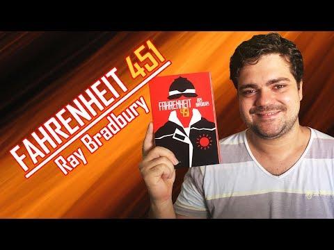 Fahrenheit 451 - Ray Bradbury | Lidos e Curtidos