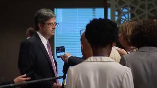 François Delattre (France) on the situation in the West Bank - Press Encounter (24 July 2017)