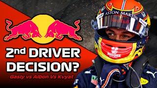 Red Bull's F1 Driver Dilemma?