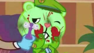 Happy Tree Friends Flippy AMV - Jekyll & Hyde