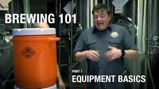 All Grain Brewing For Beginners  (Part 1 Equipment)