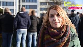 Video zu: Bauernprotest in Wiesbaden