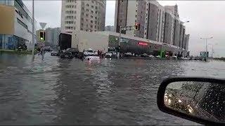 Астана тонет. 20 августа 2018 года / БАСЕ