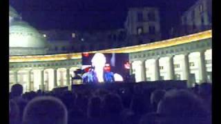 Andrea Bocelli-voglio vivere così-Napoli