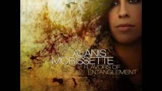 ALANIS MORISSETTE -In Praise Of The Vulnerable Man W/ LYRICS