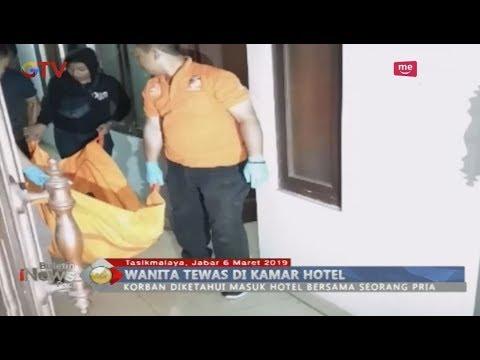 Wanita di Tasikmalaya Ditemukan Tewas Tertutup Bantal dan Luka Leher di Hotel - BIP 07/03