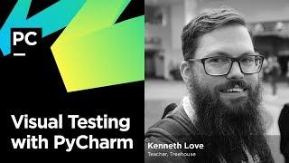 Visual Testing with PyCharm
